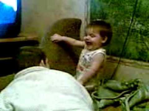 детский юмор))))моя доча