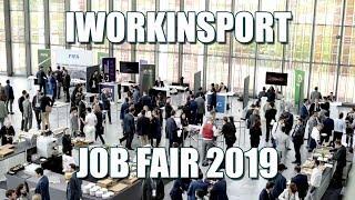 IWorkinSport Job Fair 2019   Official Video