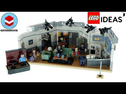 Vidéo LEGO Ideas 21328 : Seinfeld