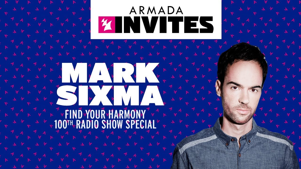 Mark Sixma - Live @ Armada Invites 2018