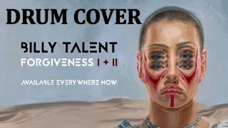 Billy Talent   Forgiveness I + II     Drum Cover   Dominic Boshell   Billy Talent