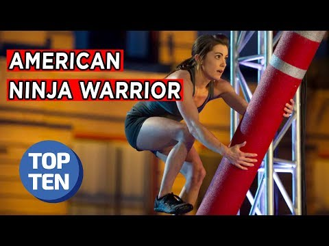 Top 10 American Ninja Warrior Upsets