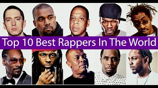 Top 10 Best and famous Rappers in the world 2020 | Gossip.pk