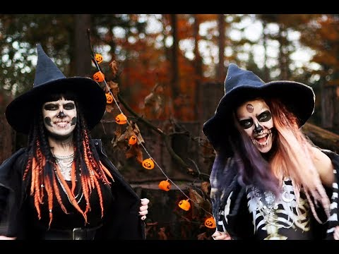 HALLOWEEN FOREST PARTY