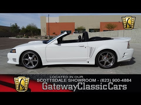 Video of 2002 Ford Mustang located in Deer Valley Arizona - $34,995.00 Offered by Gateway Classic Cars - Scottsdale - MZG0