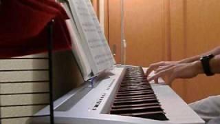 もののけ姫 ピアノver   旅立ち―西へ