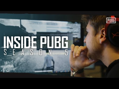 PUBG第五賽季遊戲新內容
