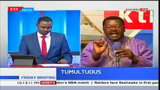 Mind your language with one Willice Ochieng' the Word Master