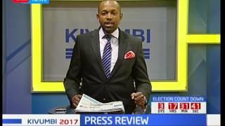 All eyes on Kenya  as polls draws closer