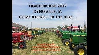 Tractorcade 2017 - Iowa