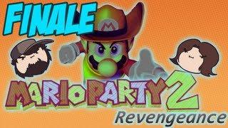 Mario Party 2 Revengeance: Finale - PART 7 - Game Grumps VS
