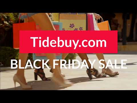 , title : 'Tidebuy.com Coupons, Promo Codes, Coupon Codes Black Friday Sale 2019 - DealorCoupons.com'