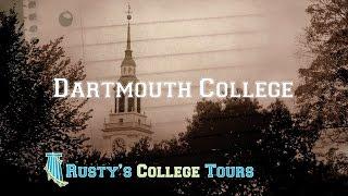 Dartmouth College Campus Tour (Hanover, NH)