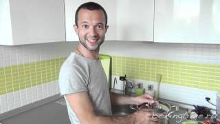 Гаспачо (Gazpacho) - Томатный суп - очень простой рецепт супа-пюре
