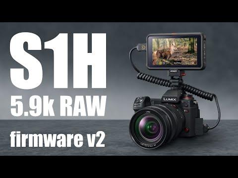 External Review Video 4qTBIJw5QvM for Panasonic Lumix DC-S1H Full-Frame Camera