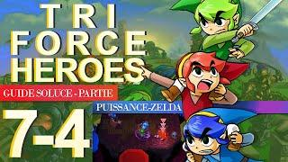 Soluce Tri Force Heroes : Niveau 7-4