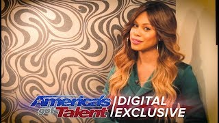 Word Association with Laverne Cox - America