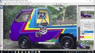 104+ Modifikasi Mobil Pick Up Biru Gratis Terbaik