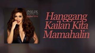 Angeline Quinto - Hanggang Kailan Kita Mamahalin