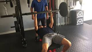 Strength Training Workout Highlights: Day in the Life at Laird's Training