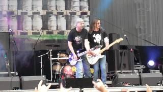 Alkehol - Zmaštěnej, Masters of Rock 2011