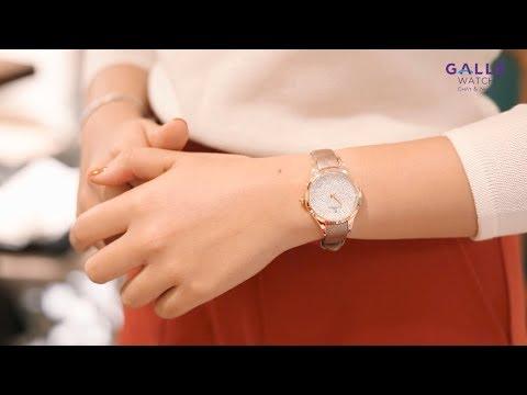 [TOP ĐỒNG HỒ] Tỏa sáng với TOP 5 đồng hồ nữ đính đá cực thời thượng - khoảng giá 3 đến 6 triệu