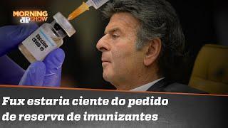 O papelão do STF ao tentar furar a fila pela vacina