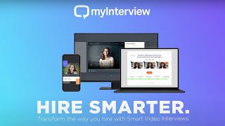 myInterview video