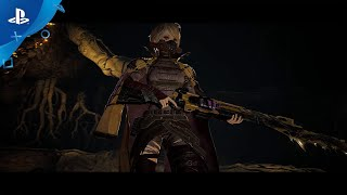 Code Vein - Lord of Thunder Trailer   PS4