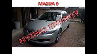 Mazda 6 hidrojen yakıt sistem montajı