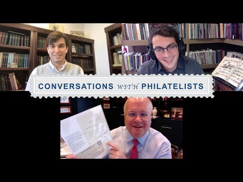 Conversations with Philatelists: Ep. 58 Karl Rove - The Historical Significance of Campaign Covers