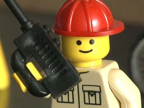 Lego Man Makes A Prank Call?!