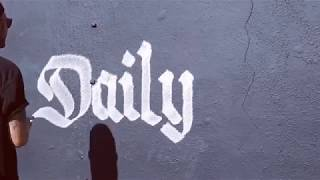 You Graff You Lose - Mad Graffiti Lettering Calligraphy Skills Compilation