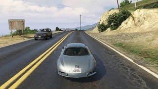GTA V - Benefactor Stirling GT