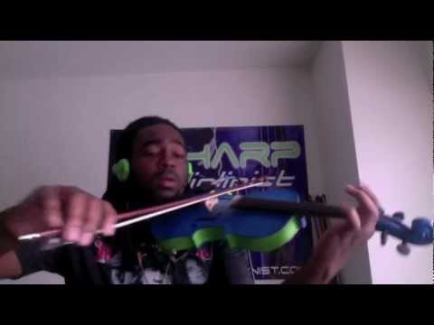 Violinist KILLS