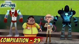 Vir: The Robot Boy | Hindi Cartoons | Cartoon For Kids | Compilation 29 | WowKidz Action