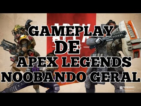 GAMEPLAY DE APEX LEGENDS NO XBOX ONE