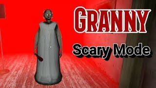 Granny Scary Mode Full Gameplay