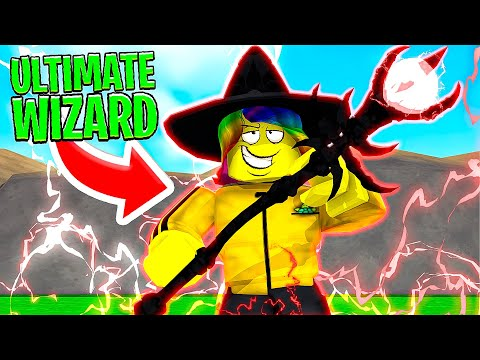I used ROBUX ONLY and became the ULTIMATE PLAYER.. (Roblox)