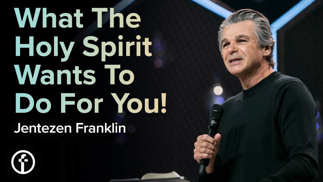 What The Holy Spirit Wants To Do For You! by Pastor Jentezen Franklin