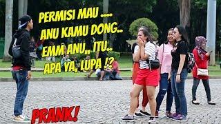 PRANK NANYA TAPI LUPA.... NGAKAK! Ft.Sigit Bt   Prank Indonesia