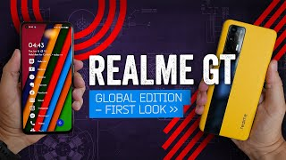 Realme GT 5G First Impressions - The New Flagship Killer?