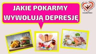 Jakie Pokarmy Wywołują Depresję. Aleksander Haretski.