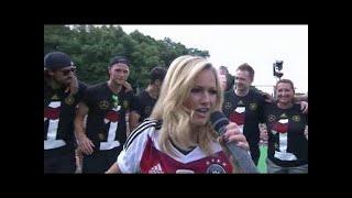 ATEMLOS | Helene Fischer | Live Bei Willkommensparty | Brandenburger Tor  | ARD