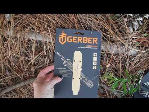 Gerber Linedriver 31-003287 Fishing tool – video demo