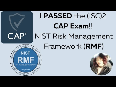 I Passed the ISC2 Certified Authorization Professional (CAP) Exam ...