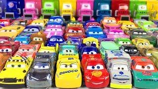 Disney Cars 3 Lightning McQueen Toys Mini Racers Cartoon for Kids