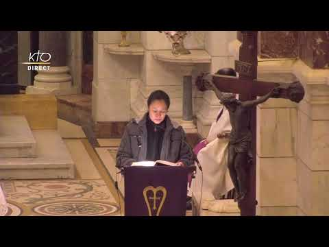 Laudes et Messe du 26 mars 2021 à Notre-Dame de la Garde