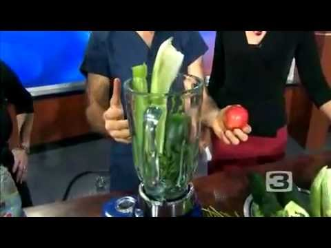 Video Dr. Ozs Healthy Drink - A Raw Food Meal