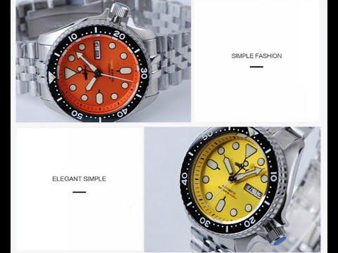 Heimdallr SKX007 JUBI Mechanical Watch